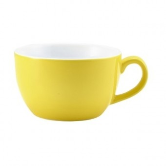 Genware Porcelain Yellow...