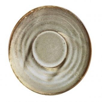 Terra Porcelain Grey Saucer...