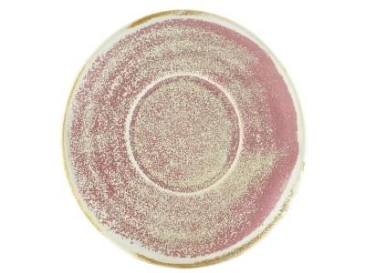 Terra Porcelain Rose Saucer 14.5cm