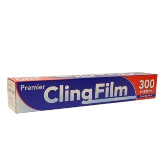 Cling Film 300mm x 300m