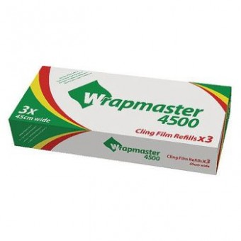 Wrapmaster Cling Film...