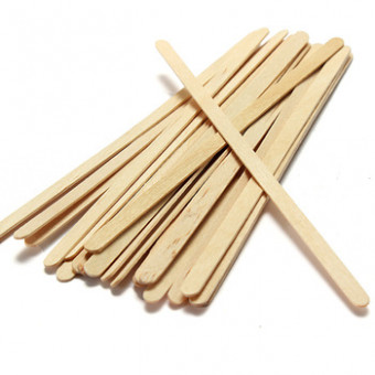 Wooden Coffee Stirrers 7""
