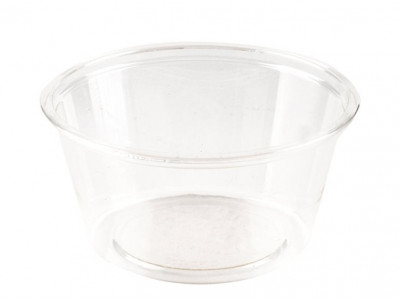 Clear Portion Pot 4oz