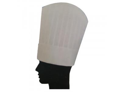 "9"" Non Woven Classic Top Chefs Hat"