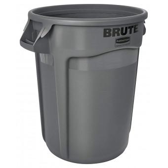 Round Brute Container
