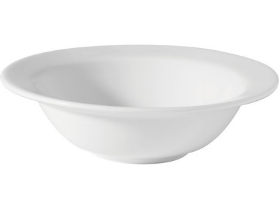 "Titan Stone Rimmed Fruit Bowl 6.25""..."