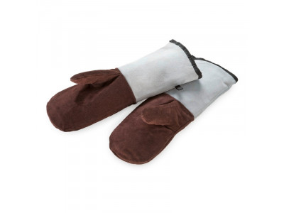 Bakers Gloves Leather Mittens
