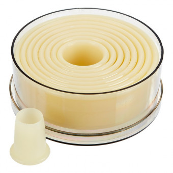 Pastry Cutters Set Round...