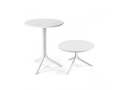 Spritz Bianco 3 Spoke Round Table