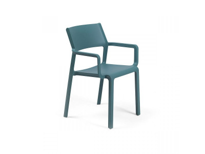 Trill Ottanio Chair With Armrests