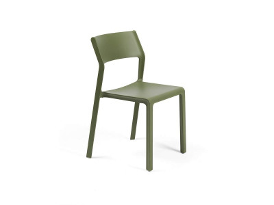 Trill Bistrot Agave Chair No Armrests