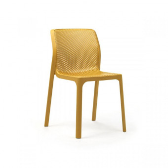 Bit Senape Chair No Armrests