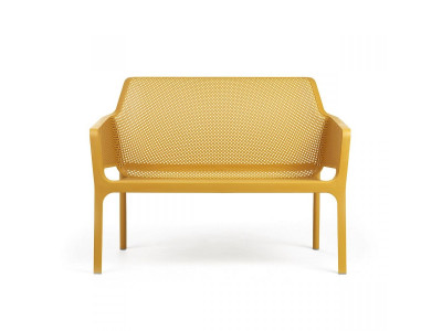 Net Senape Bench Chair