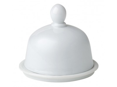 "Titan Butter Dish with Lid 3"" (8cm)"