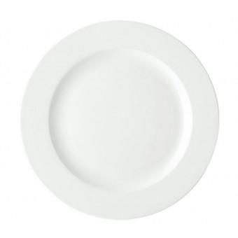 Anton Black Winged Plate...