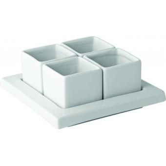 Titan Gourmet Square Bowls...