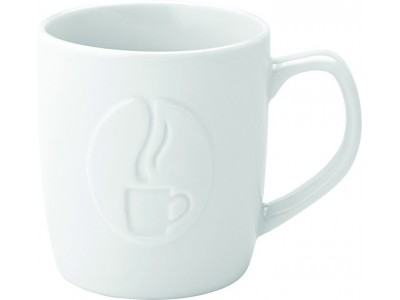 Titan Java Embossed Mug 15.5oz (44cl)