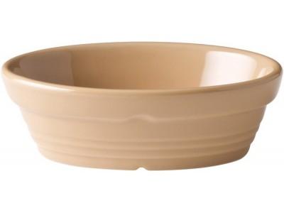 "Titan Oval Cane Dish 6.5 x 4.25"" (17..."
